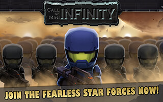 Call of Mini: Infinity скриншот 1