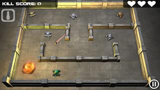 Tank Hero скриншот 2