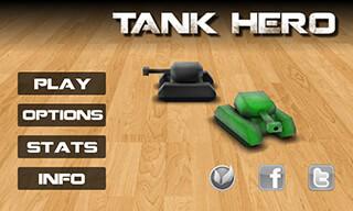 Tank Hero скриншот 4