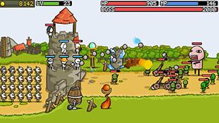 Grow Castle скриншот 3
