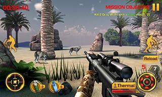 Wild Hunter 3D скриншот 2