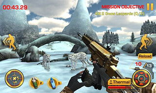 Wild Hunter 3D скриншот 3