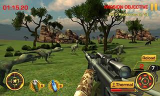 Wild Hunter 3D скриншот 4