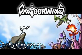Cartoon Wars скриншот 1