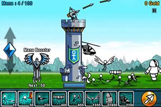 Cartoon Wars скриншот 2