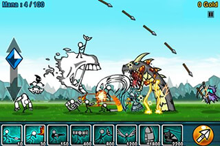 Cartoon Wars скриншот 3