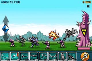 Cartoon Wars скриншот 4