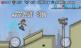 Skater Boy скриншот 2