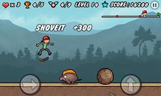 Skater Boy скриншот 3