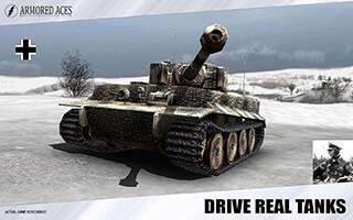 Blitzkrieg MMO: Tank battles. Armored aces 3D. Tanks Online скриншот 1