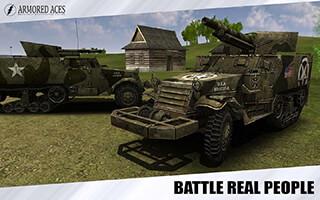Blitzkrieg MMO: Tank battles. Armored aces 3D. Tanks Online скриншот 2