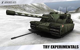 Blitzkrieg MMO: Tank battles. Armored aces 3D. Tanks Online скриншот 3