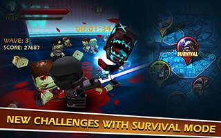 Call of Mini: Zombies скриншот 3