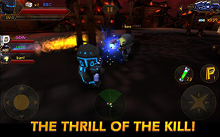 Call of Mini: Zombies скриншот 4
