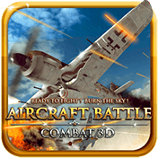 WW2 Aircraft Battle: Combat 3D иконка
