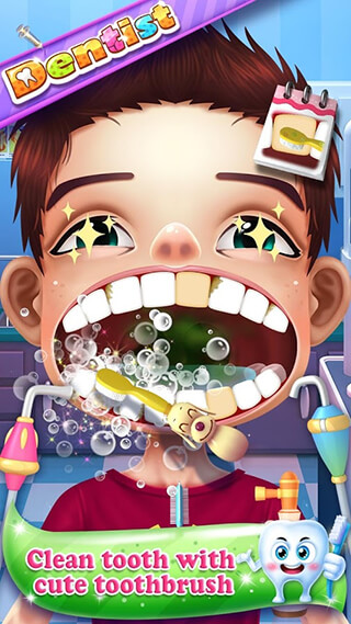Mad Dentist скриншот 1