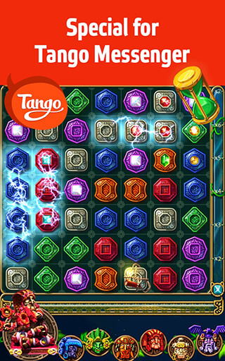 Montezuma: Blitz for Tango скриншот 1