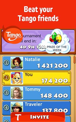 Montezuma: Blitz for Tango скриншот 4