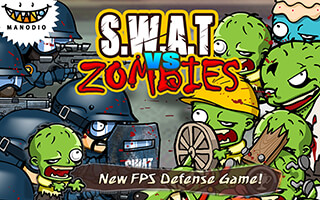 SWAT and Zombies скриншот 1