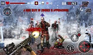 Zombie Killer скриншот 1