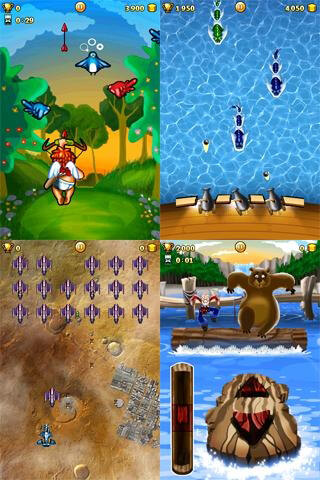 101-in-1: Games скриншот 1