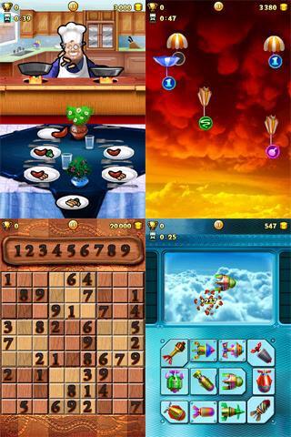 101-in-1: Games скриншот 2