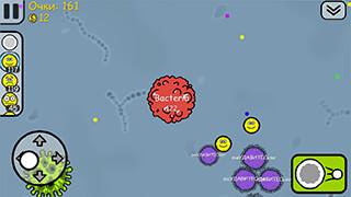 Bacteria World: Agar скриншот 1