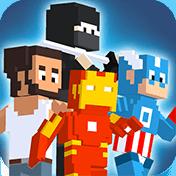 Crossy Heroes иконка