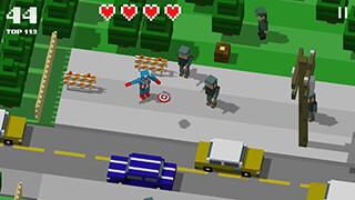 Crossy Heroes скриншот 1