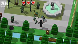 Crossy Heroes скриншот 2