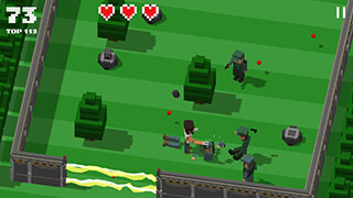 Crossy Heroes скриншот 4