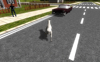 Crazy Goat FREE скриншот 1