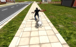 Crazy Goat FREE скриншот 4