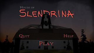 House of Slendrina Free скриншот 1