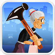 Angry Gran: Best Free Game иконка