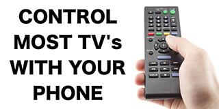 TV Remote Control Pro скриншот 1