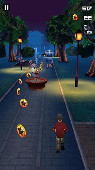 Black Star: Runner скриншот 2