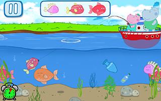Kids Fishing скриншот 2