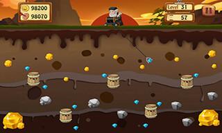 Classic Gold Miner скриншот 2
