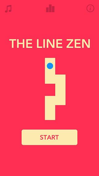 The Line Zen скриншот 2