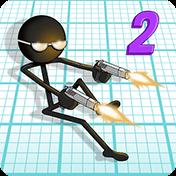 Gun Fu: Stickman 2 иконка