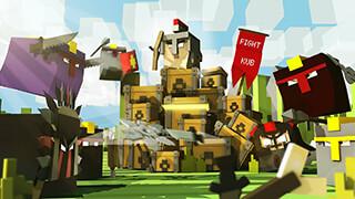 Fight Kub: Multiplayer PvP MMO скриншот 1