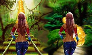 Temple Princess Runner 2016 скриншот 1