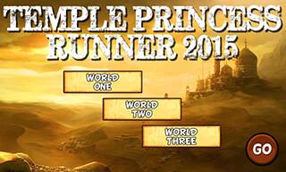 Temple Princess Runner 2016 скриншот 2