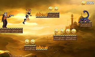 Temple Princess Runner 2016 скриншот 4