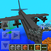 Airplane Ideas MCPE Mod иконка