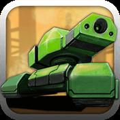 Tank Hero: Laser Wars иконка