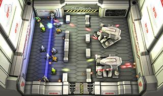 Tank Hero: Laser Wars скриншот 1