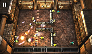 Tank Hero: Laser Wars скриншот 2