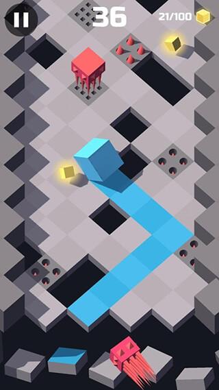 Adventure Cube скриншот 2